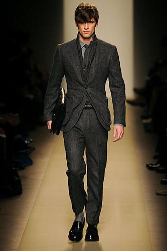 Sean O'pry3022_FW09_Milan_Bottega Veneta