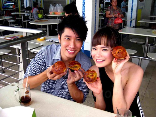 Felicia Chin - Driving Miss Foodie