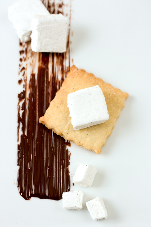 Deconstructed Mallow Cookies