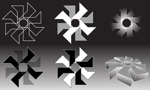 organización radial variación 1 por Didaxis del Genesis.