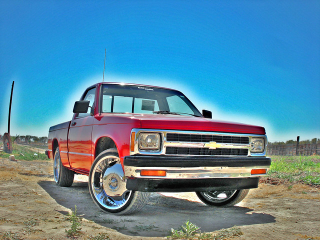 truck hdr rancho chevrolets10 s10chevrolet rinesdeportivos