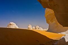 (667) nature (avalon20_(mac)) Tags: africa travel blue sky sahara nature geotagged sand desert egypt 500 misr eos40d schulzaktivreisen