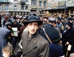 Adrien Brody in The Pianist (djabonillojr.2008) Tags: film movie oscar announcement winner pianist 75th academyawards nominees nominee adrianbrody nominations bestactor actorinaleadingrole