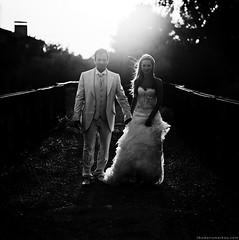 hold still (thodoris markou) Tags: wedding bw film analog mediumformat dark groom bride xp2 bronica ilford 150mm zenza