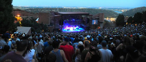 8.2.09 Red Rocks (D. Vann)