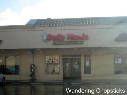 Pollo Mania - El Monte 2