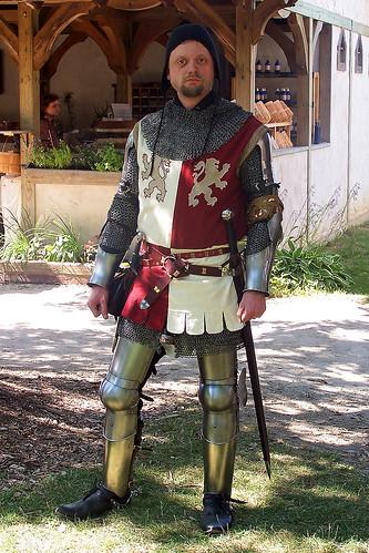 history century bristol costume belt mail medieval armor sword knight faire renaissance reenactor scabbard fourteenth surcoat halfplate rivetedmail transitionarmor