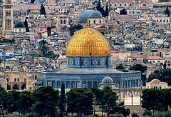 Dome of The Rock, Jerusalem (Ula P) Tags: jerusalem domeoftherock oldcity templemount mountofolives blueribbonwinner alaqsamosque theunforgettablepictures olympuse510 betterthangood