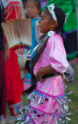 Meskwaki children
