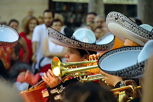 mexican-trumpets