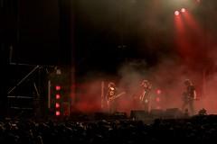 Bilder av Arctic Monkeys på Øya 09 på Flickr