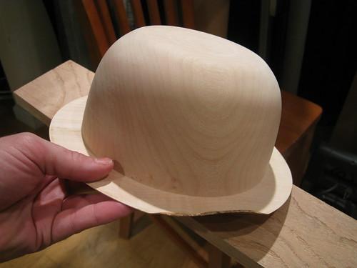 Jacaranda bowler hat