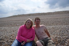 camping trip 2009 (tallulahminky) Tags: uk sea west beach north norfolk 2009 cromer cromerpier runton
