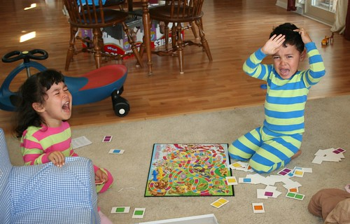 Candy Land Agony