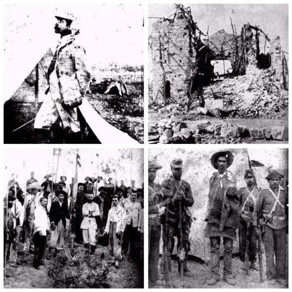 Fotos da guerra de canudos.
