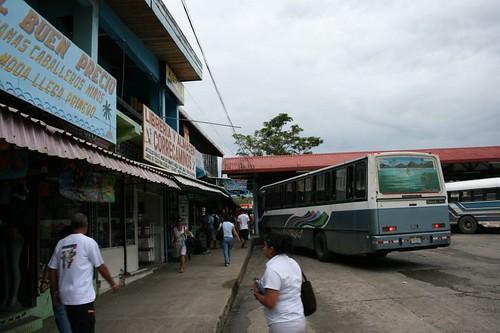 Estación de autobuses de Quepos