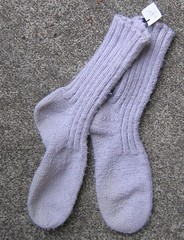Barbara Walker's Socks
