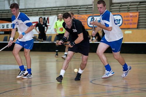 HDM - VSV Unihockey - EuroFloorball Cup Qualification - 21.08.2009