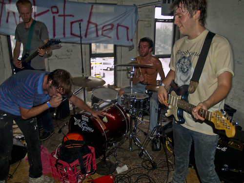 08.21.09 Snakes Say Hisss @ Bikes in the Kitchen (24)