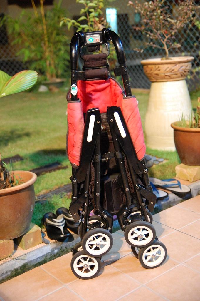 Stroller combi