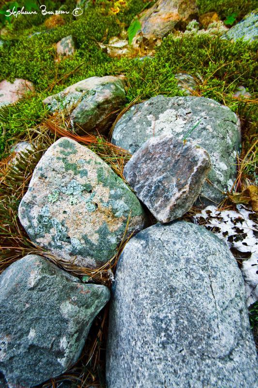 Through the rocks 4