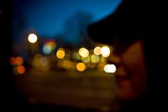 Ingrid (Alex Worren) Tags: blur night lights prague bokeh