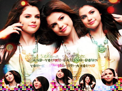 Selena Gomez by Icyprincess<3.