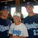 Brandon Barnes Sarah  Nick MoresiBrandon Barnes and Nicholas Moresi