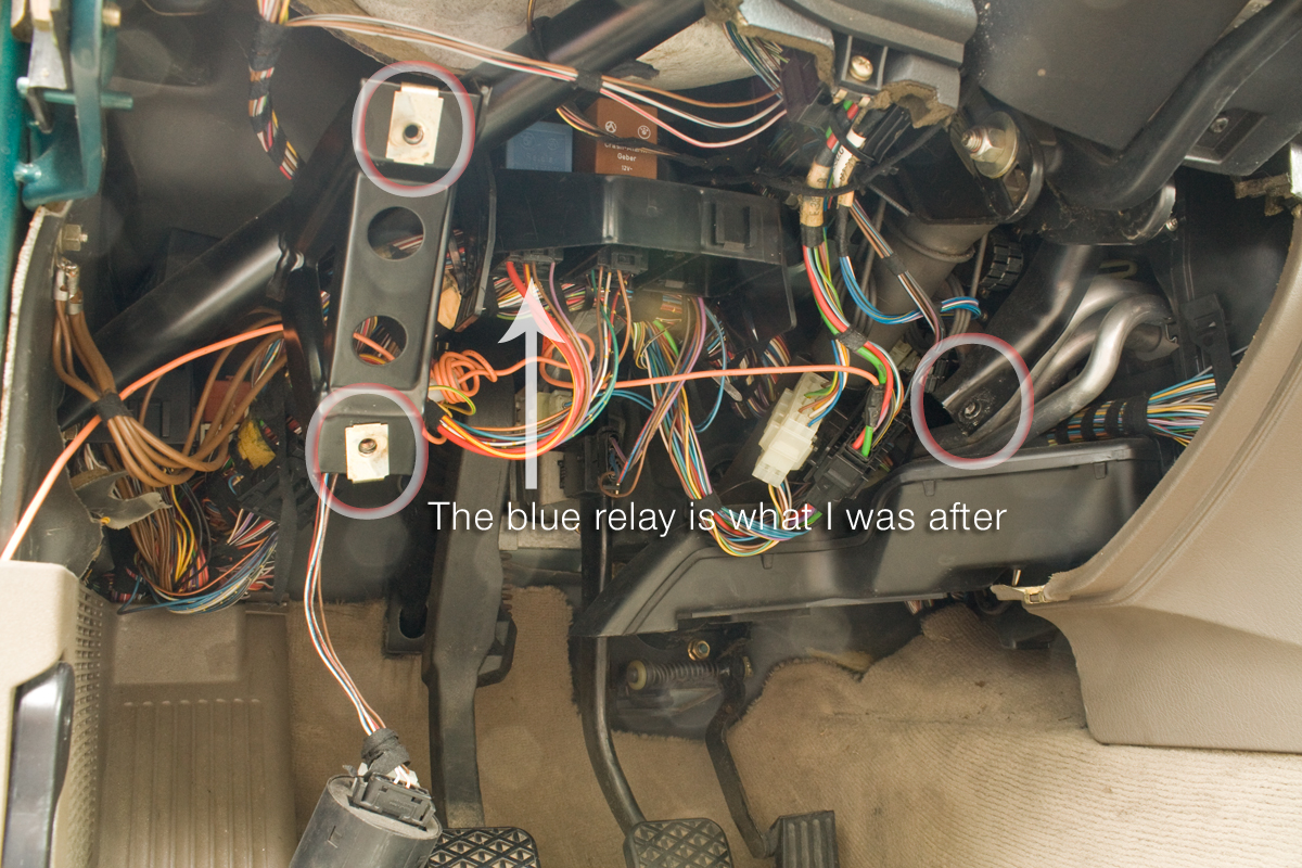 Diy Comfort Relay Auxiliary Relay Panel