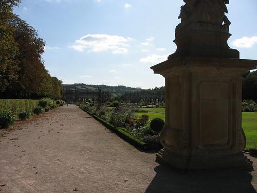 Schlossgarten Weikersheim - Weikersheim
