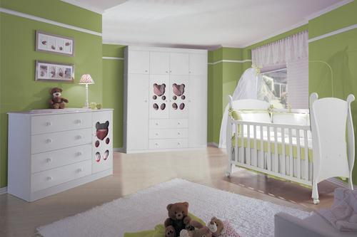 quarto bebe decorado foto