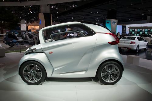 2009 Peugeot Bb1 Concept. Peugeot BB1 concept