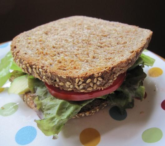 Beloved Veggie Sandwich