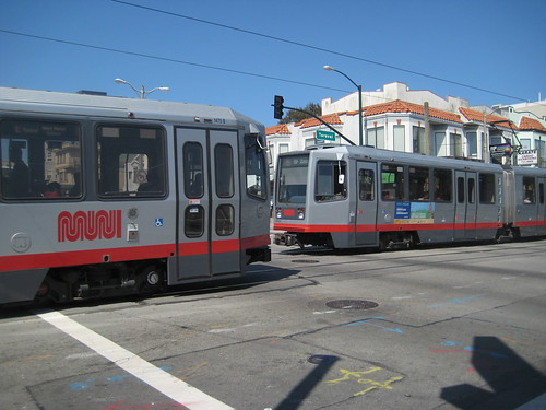 Goodbye, MUNI Trains