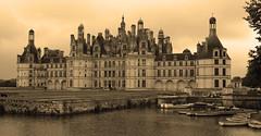 Chambord 4 (e_velo (εωγ)) Tags: travels olympus viajes tp loire viatges chateaux castillos 16thcentury castells castels sxvi e620 mygearandme mygearandmepremium