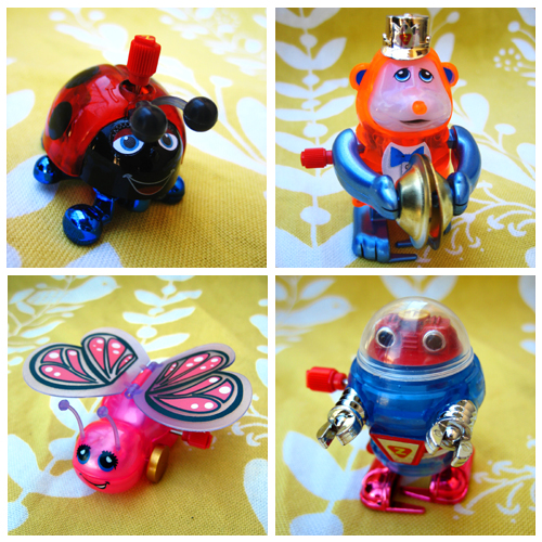 Wind-up Toys from Ally