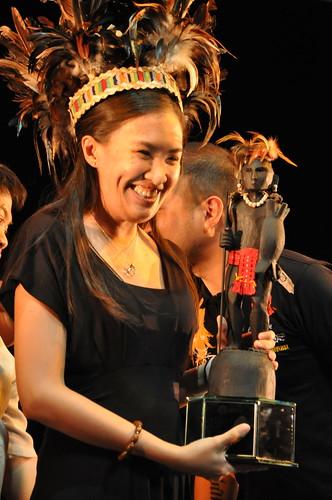 Aileen Apolo philippine blog awards 2009