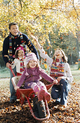 Fall Family - B