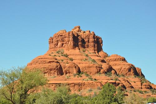 Red Rock - near Sedona, Arizona - 10/14/09