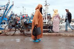 bring your own bucket (pixietart) Tags: travel sea fish market northafrica atlantic morocco maroc essaouira seaport