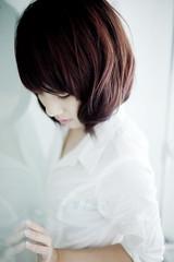 Lara38-3602 (vincent.lee) Tags: portrait white simply 寫真集 人像 5d2