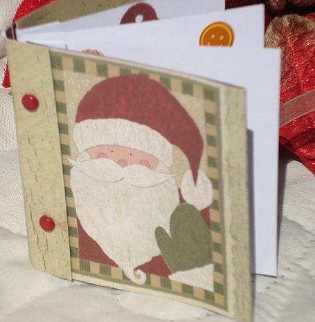 Mini Santa front cover