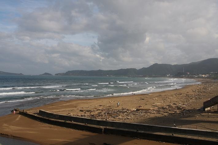 金山水尾漁港員潭溪景觀橋0022