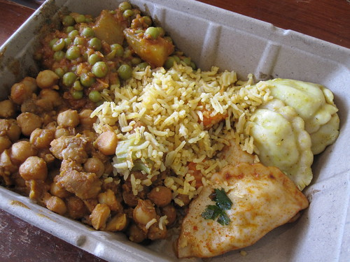 Indian Buffet Picks from Whole Foods