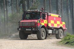 Swinley Forest - Day Four (5.5.11) (skippys 999 site) Tags: rescue fire forestfire emergency 999 swinleyforest