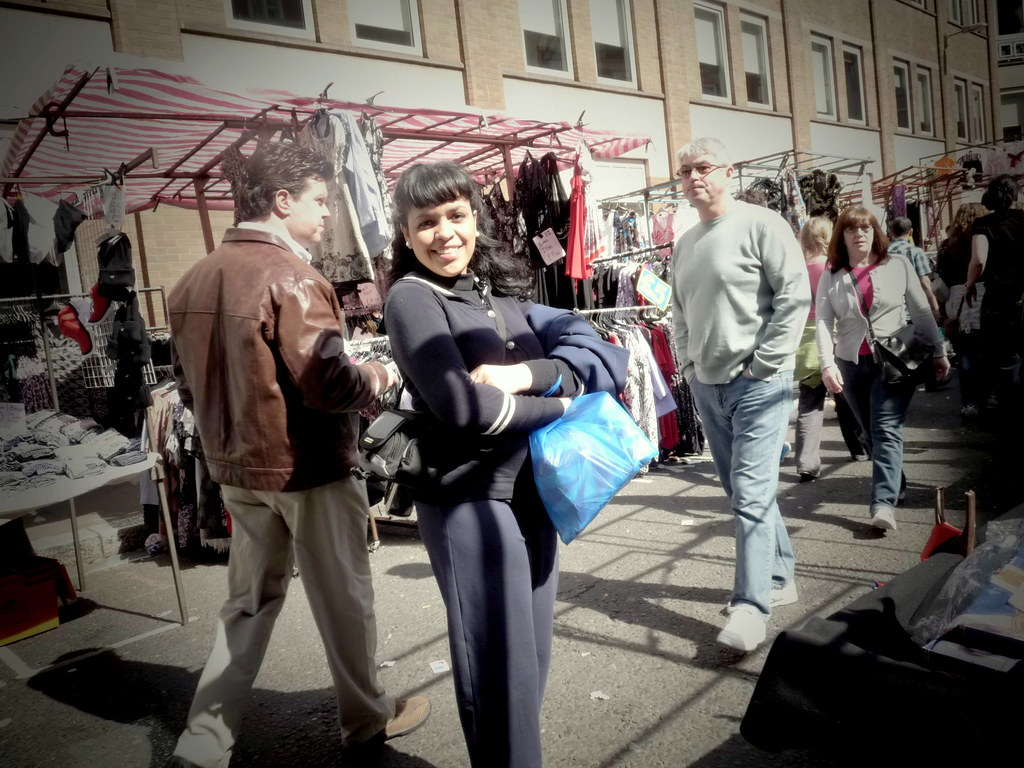 Petticoat lane market 1