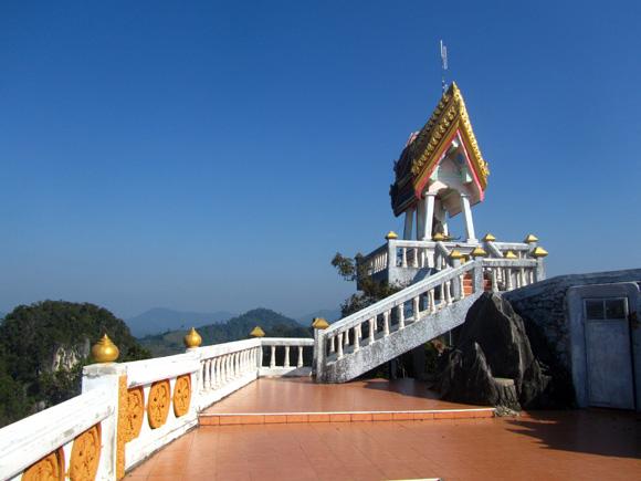 Wat Tham Seua - Tiger Temple (Tiger Temple) in Krabi Thailand