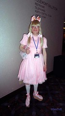 Sweet Pink Brolita (blueZhift) Tags: anime japan asian costume illinois cosplay culture rosemont lolita convention egl chicagoland acen animecentral 2011 brolita