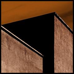 minima minimalia (DanielaNobili) Tags: italy rome roma building architecture lumix shadows geometry shapes minimal panasonic eur soe geometrie 500x500 mywinners platinumphoto winner500 danielanob