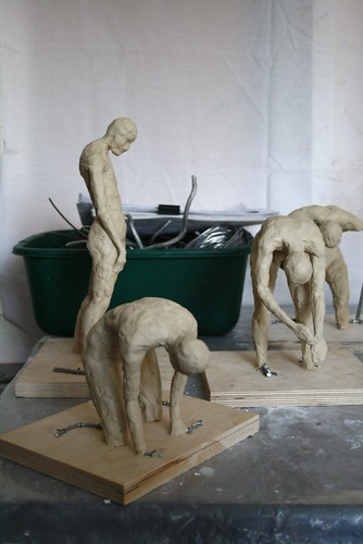 Sculptures in Progress